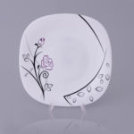 Opal Soup Plate - Code : 230 ; Design : 634