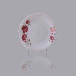 Opal Round Desert Plate - Code : 195 ; design: 122 - $2.3