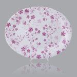 Opal Oval Dish- Code : 1010 ; Design: 126 - $4